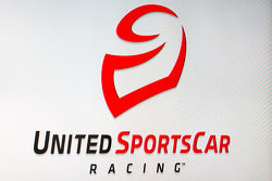 The new logo for the United SportsCar Racing