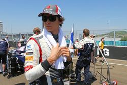Esteban Gutierrez, Sauber on the grid