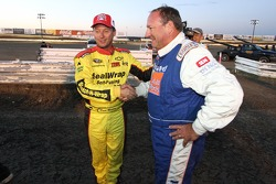 Dave Blaney and Ken Schrader