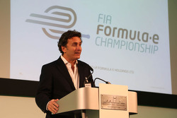 Alejandro Agag, CEO of Formula E Holdings
