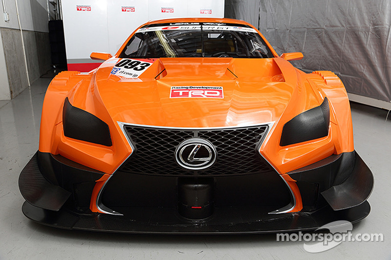 The Lexus LF-CC