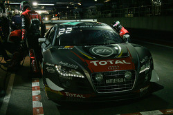 #1 Belgian Audi Club Team WRT Audi R8 LMS Ultra: Laurens Vanthoor, Stéphane Ortelli, René Rast