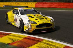 #100 GPR AMR Aston Martin Vantage GT3: Darren Turner, Jamie Campbell-Walter, Bertrand Baguette
