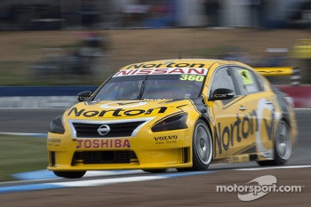 James Moffat, the Nissan Motorsport