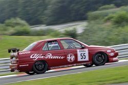 Tom Andrew, Alfa Romeo 155