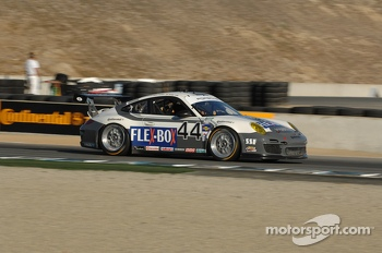 #44 Magnus Racing Porsche GT3: John Potter, Andy Lally