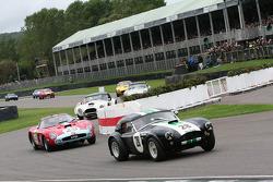 TT Tourist Trophy race action
