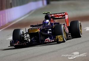 Daniel Ricciardo, Scuderia Toro Rosso  20
