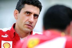 Andrea Stella, Ferrari Race Engineer