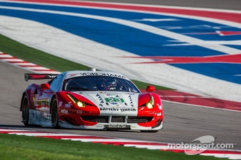 #23 Team West/ AJR/ Boardwalk Ferrari Ferrari F458 Italia: Bill Sweedler, Townsend Bell