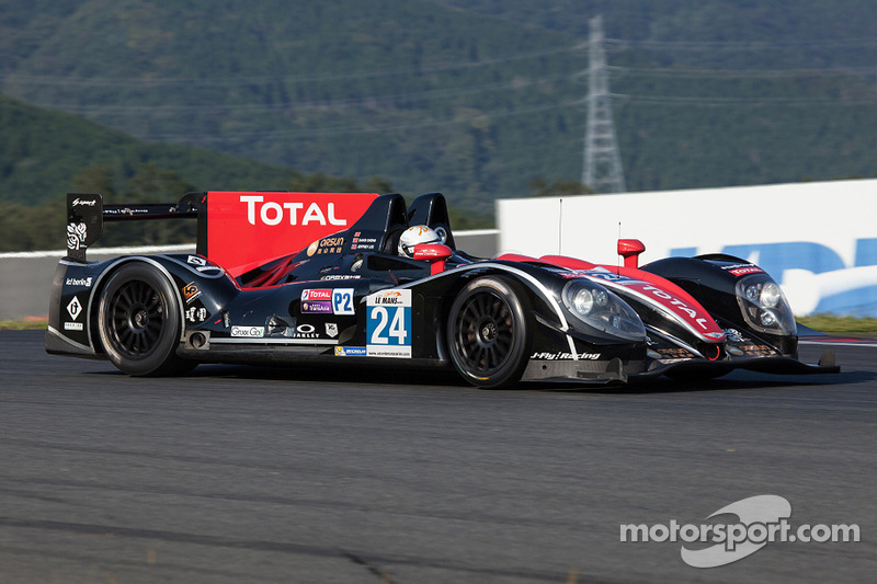 #24 Oak Racing Morgan-Judd: David Cheng, Jeffrey Lee, Congfu Cheng