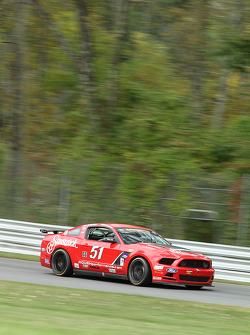 #51 Roush Performance Mustang Boss 302R GT: Joey Atterbury, Shelby Blackstock