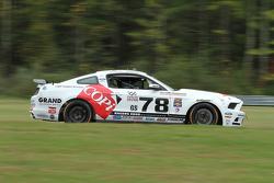 #78 Racers Edge Motorsports Mustang Boss 302R GT: Richard Golinello, David Levine