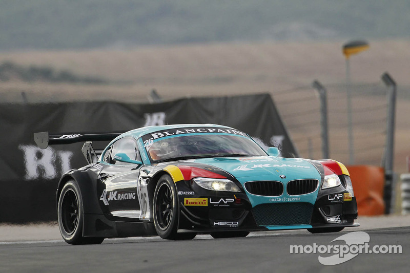 #26 Vita4one Racing Team BMW Z4: Karun Chandhok, Yelmer Buurman