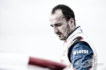 Robert Kubica, Citroën DS3 WRC