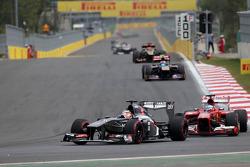 Nico Hulkenberg, Sauber F1 Team Formula One team