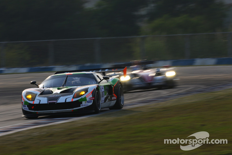 #007 Craft Racing Ford GT3: Frank Yu, Darryl O'Young, Keita Sawa