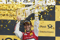 Championship podium: first place Mike Rockenfeller
