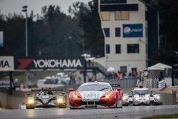 #23 Team West/ AJR/ Boardwalk Ferrari Ferrari F458 Italia: Bill Sweedler, Leh Keen, Johnny Mowlem
