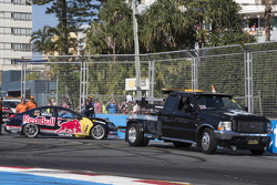 Trouble for Jamie Whincup and Paul Dumbrell