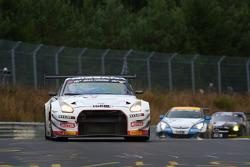 Lucas Ordonez, Alex Buncombe, GT Academy Team RJN, Nissan GT-R