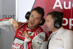 Andre Lotterer and Tom Kristensen