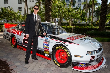 NASCAR Nationwide Series champion owner car: Joey Logano