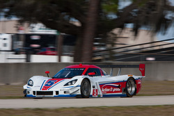 #5 Action Express Racing Chevrolet Corvette DP: Joao Barbosa, Christian Fittipaldi