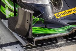 #2 Extreme Speed Motorsports HPD ARX-03b HPD aero detail
