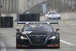 #18 Team WRT Audi R8 LMS: Gregoire Demoustier, Filipe Albuquerque