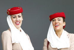 Etihad Air Stewardesses