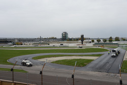 Indianapolis road course repaved