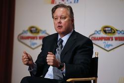 NASCAR-CUP: Brian France