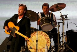 Musician John Mellencamp performs