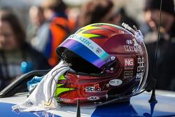 Robert Huff helmet