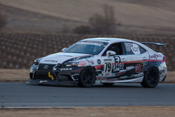 #79 N1 Racing 2 Lexus IS250: Kai Goddard, Alan McCallum, Mark McManus, David Smith, Michael Whelden