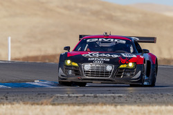 #08 GMG Racing 1 Audi R8-LMS: Michael McGrath, Drew Regitz, Alexandra Sabados, James Sofronas, Alex Welch