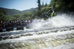 DAKAR: #9 KTM: David Casteu