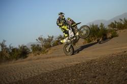 #9 KTM: David Casteu