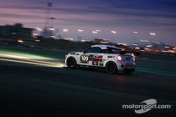 #109 Racing 4 Friends Mini JCW Endurance: Steven Fursch, Thomas Wolf, Friedhelm Erlebach, Henry Littig