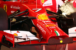 Ferrari F14-T front wing and nosecone