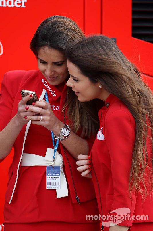 Santander Girls