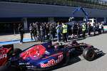 Daniel Ricciardo, Red Bull Racing stops on track