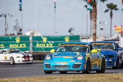 #13 Rum Bum Racing Porsche 997: Matt Plumb, Nick Longhi, Gianluis Bacardi