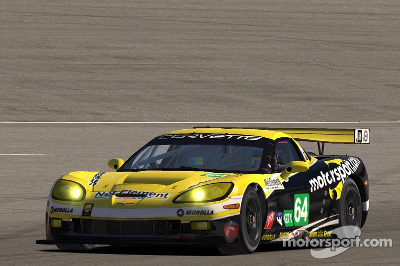 Motorsport.com Corvette C6.R
