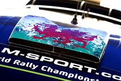 M-Sport Ford Fiesta detail