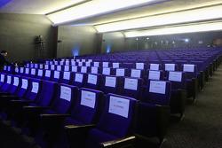 The ACO press conference in Paris