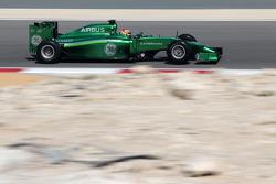 Robin Frijns, Third Driver, Caterham F1 Team