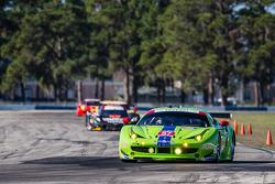 #57 Krohn Racing Ferrari F458 Italia: Nic Jonsson