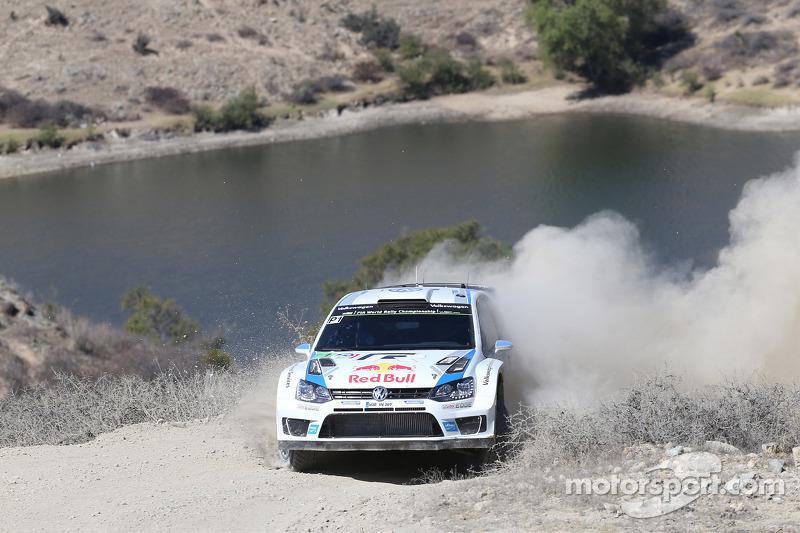 #14: Rallye Mexiko 2014